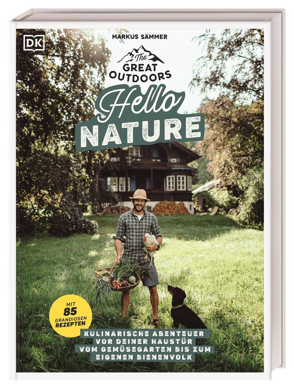"""""""Hello Nature"""" von Markus Sämmer"""