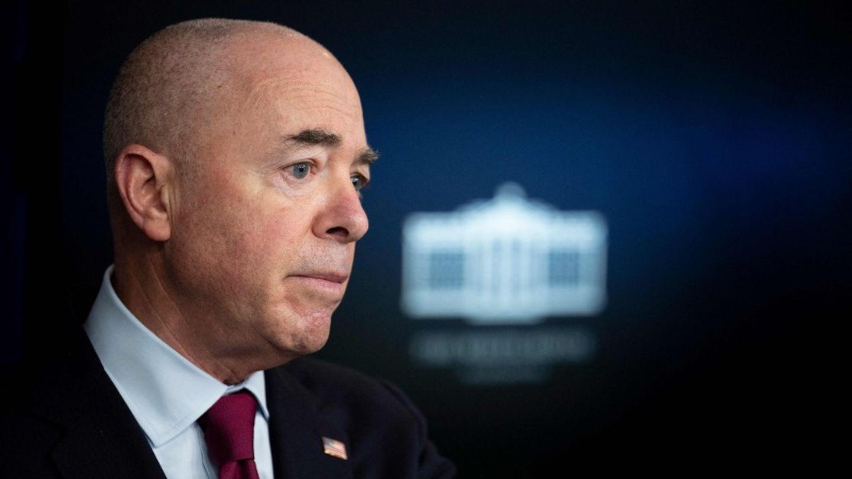 US-Heimatschutzminister Alejandro Mayorkas
