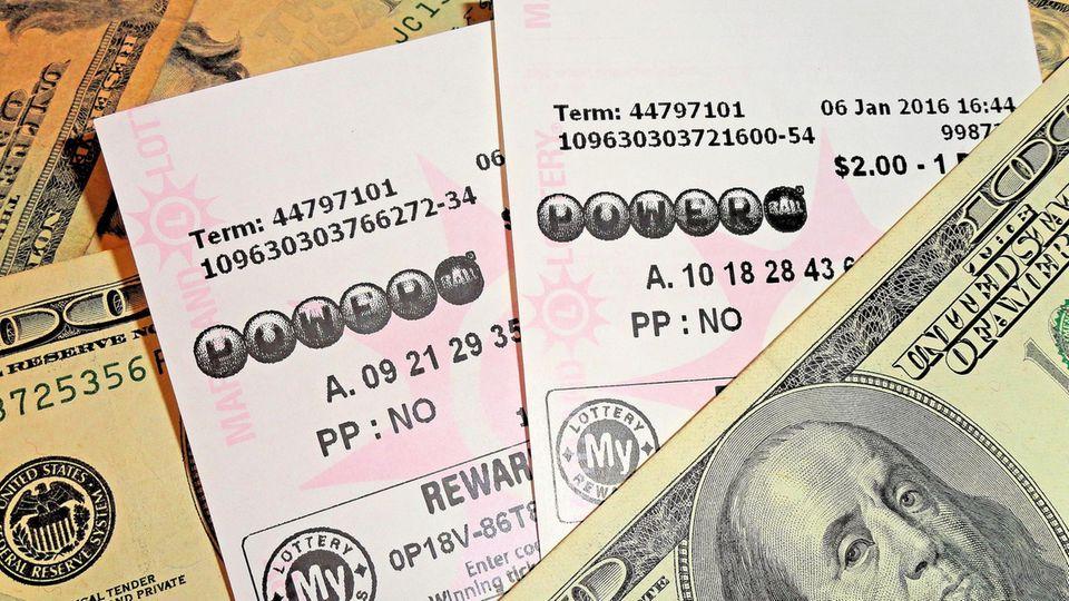 """Ein Australier gewann in der """"Powerball""""-Lotterie"""