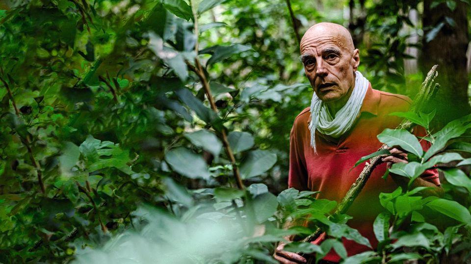 Forstwirt Bernd Neugebauer