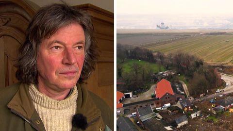 Eckhart Heukamp kämpft als letzter Lützerather gegen Energieriesen RWE