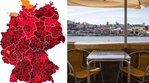 Einstiges Corona-Sorgenkind Portugal erreicht extrem niedrige Inzidenz – Vorbild für Deutschland?