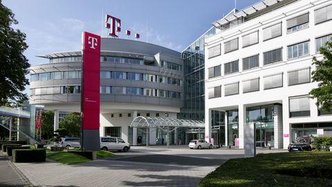 Die Zentrale der Deutschen Telekom in Bonn