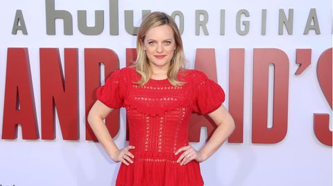 "Streaming-News: ""The Handmaid's Tale""-Hauptdarstellerin Elisabeth Moss"