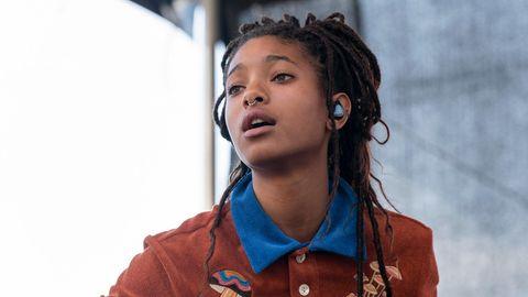 Willow Smith, die Tochter von Schauspieler Will Smith