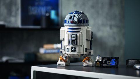 Lego-Neuheiten: Der legendäre Droide R2-D2 feiert sein Comeback