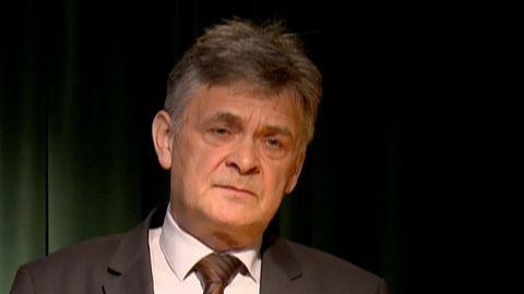 Dr. Matthias Fichtmüller, theologischer Vorstand des Oberlinhaus über die Ereignisse.