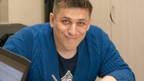 Andrej Borowikow, ehemaliger Koordinator des Stabs des Oppositionspolitikers Alexej Nawalny