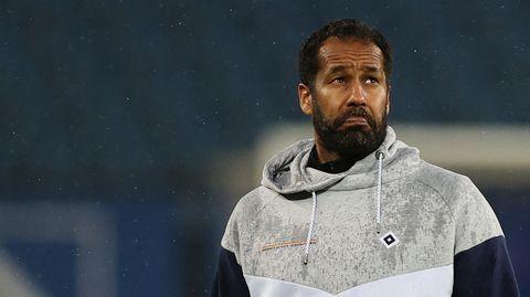 Nach 1:1 gegen den KSC kaum noch realistische Aufstiegschancen für HSV-Trainer Daniel Thioune und sein Team