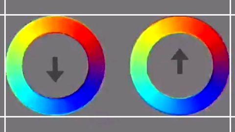 Bewegen sich diese Kreise? – Optische Täuschung sorgt für Aufregung