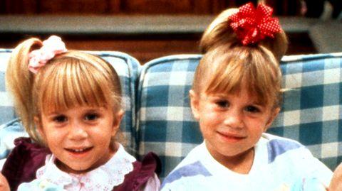 Olsen-Zwillinge: Mary-Kate und Ashley Olsen
