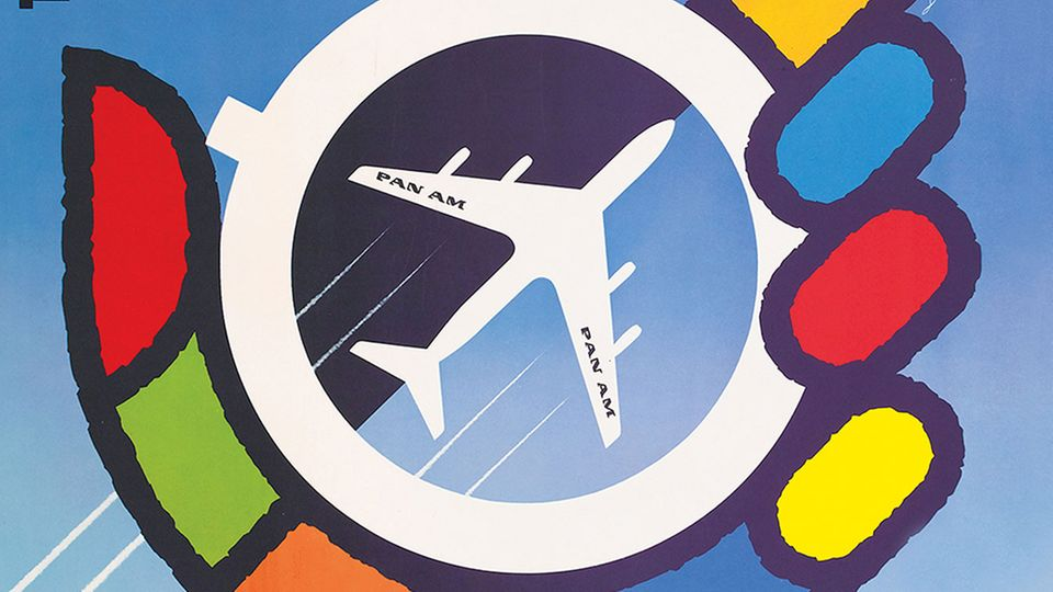 Pan Am - History, Design & Identity