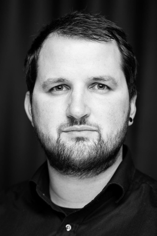 Fabian Fiechter, 40, ist Intensivpfleger und Fotojournalist.