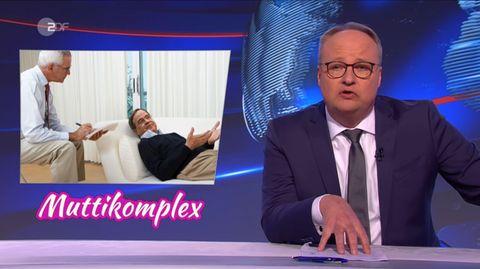 """""""heute-show"""": """"Das Beste der 80er, 90er und nichts von heute"""": die CDU und ihr Muttikomplex"""
