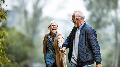 Das Rentnerpaar war gemeinsam aus der Wohnanlageausgebüxt (Symbolbild)