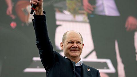 News vom Wochenende: Olaf Scholz von Brandenburger SPD zum Spitzenkandidaten gewählt