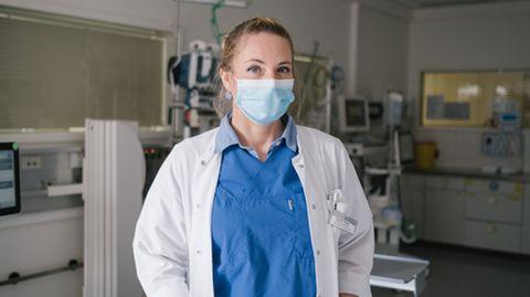 News zur Corona-Pandemie: Krankenhausgesellschaft sieht leichte Entlastung in Kliniken – aber noch keine Entwarnung