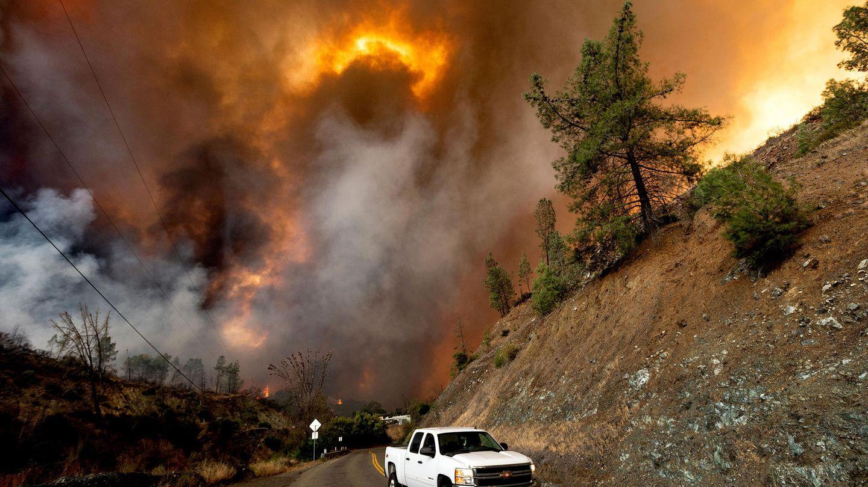Im August 2020 zerstörte ein Feuer in Nordkalifornien in der Nähe desLake Berryessa mehrere Häuser, zwei Menschen starben. Nun gibt es Neuigkeiten zur Brandursache.