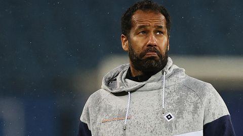 Daniel Thioune scheiterte wie seine Vorgänger Dieter Hecking und Hannes Wolf am Aufstieg mit dem HSV