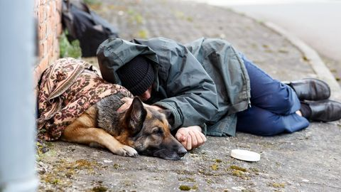 Impfkampagne für Obdachlose nimmt Fahrt auf