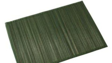 Grünes Bambus-Platzset von Villeroy & Boch.