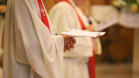 Katholischer Priester