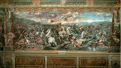 In Folge der Schlacht an der Milivischen Brücke wurde das Christentum von einer verfolgten Sekte zur Staatsreligion.