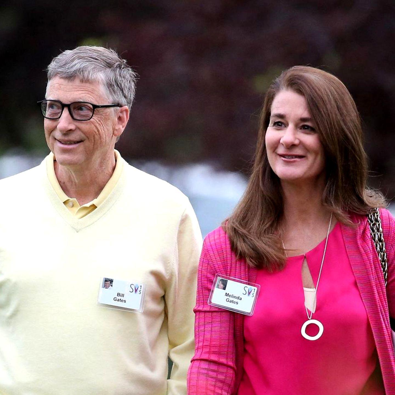 Ehe-Aus nach 27 Jahren: Bill und Melinda Gates lassen sich scheiden