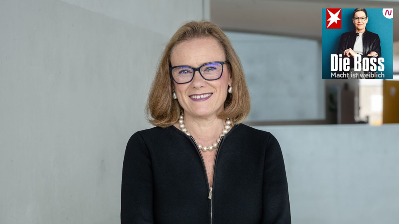 "Podcast ""Die Boss"": Belén Garijo, CEO des DAX-Konzerns Merck"