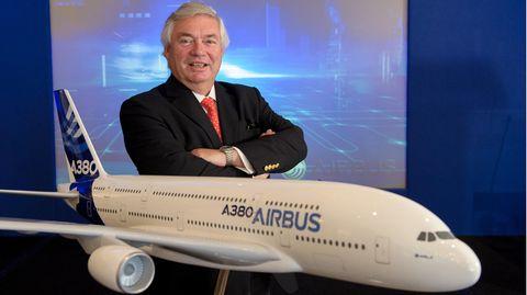 Ex-Airbus-Vorstandsmitglied John Leahy