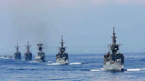 Fregatten der taiwanesischen Marine
