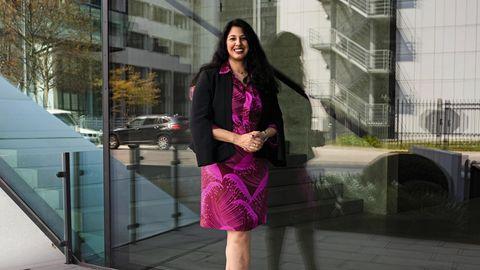 Portrait von Deepa Gautam-Nigge