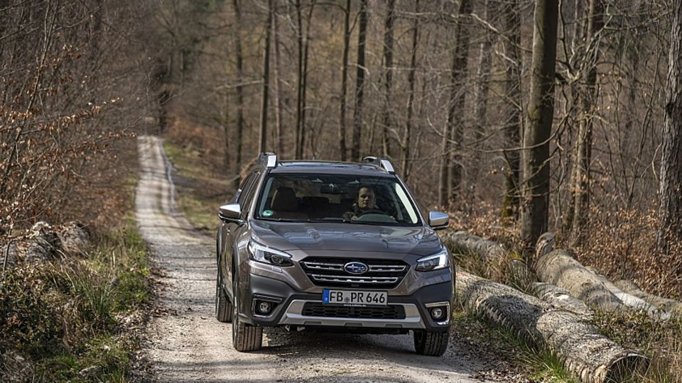 Subaru Outback 2.5i 2021