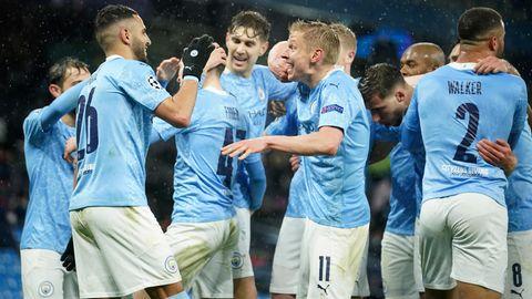 Manchester City nach Sieg gegen PSG