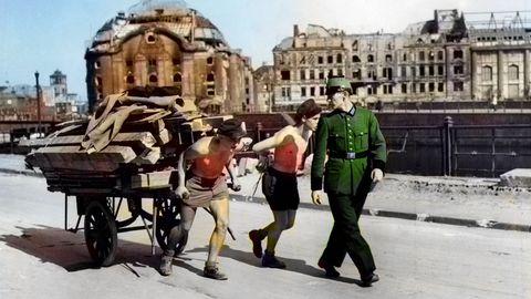 8.Mai Kriegsende in Europa: Zehn Thriller zwischen Trümmern und Toten
