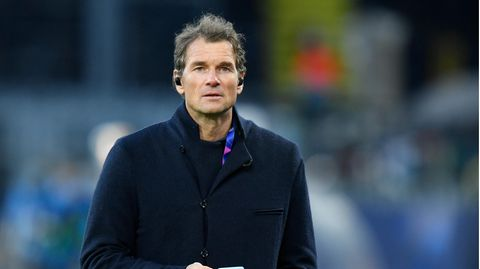 Ex-Fußballnationaltorwart Jens Lehmann