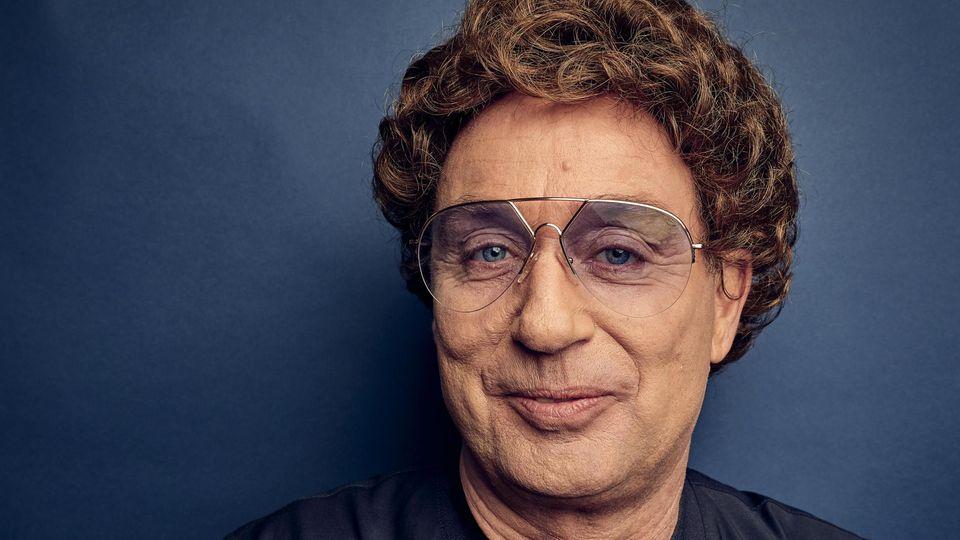 Portrait Atze Schröder