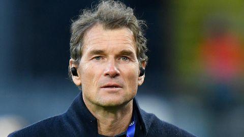 Jens Lehmann ist seinen gut dotierten Jobbei Hertha BSC Berlin los