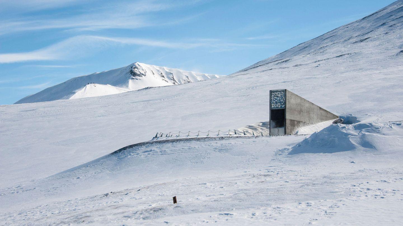 Der Saatguttresor auf Spitzbergen