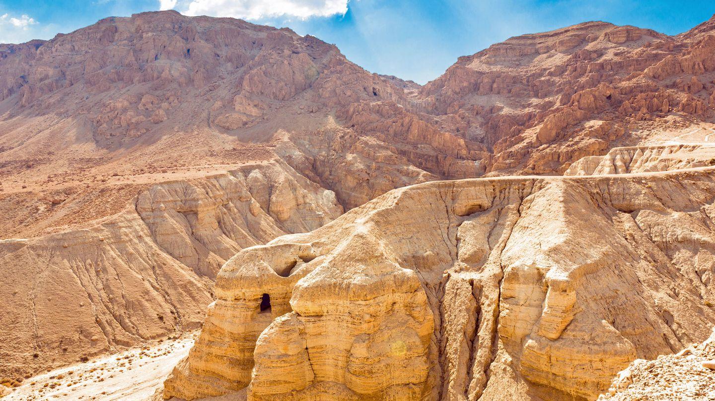 Qumran-Höhlen in Israel