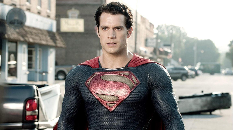 """Henry Cavill als """"Superman"""""""