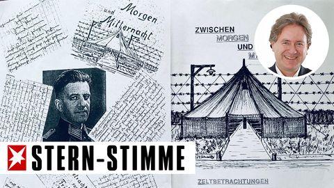 Notizen des Kriegsgefangenen Fritz Behrendt