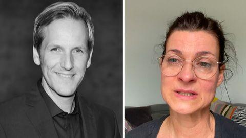 Marlene Lufen äußert sich zu Jan Hahns Tod