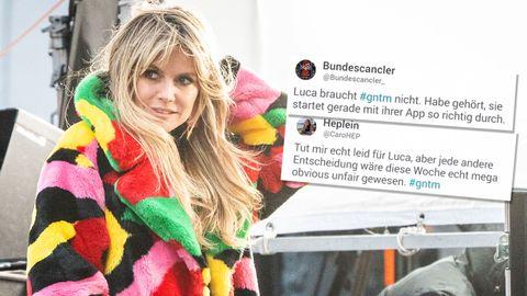 """GNTM: Die besten Twitter-Reaktionen zur 14. Folge von """"Germany's Next Topmodel"""""""