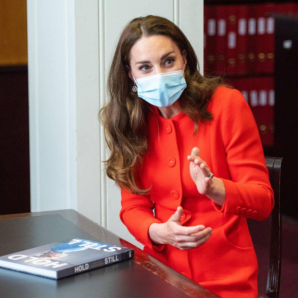 Vip News: Herzogin Kate veröffentlicht Fotobuch für den guten Zweck
