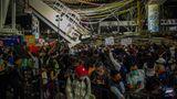 Proteste in Mexiko-Stadt nach schwerem U-Bahn-Unglück