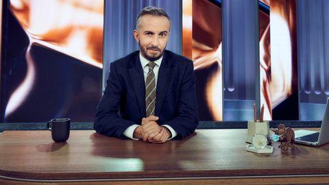 """Jan Böhmermann im """"ZDF Magazin Royale"""""""