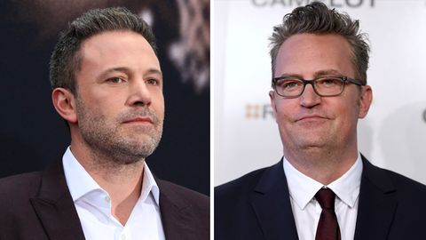 Ben Affleck und Matthew Perry