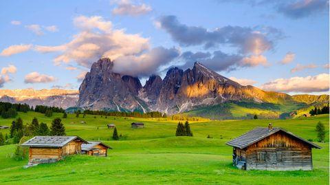 Ab Mitte Mai können Urlauber, die voll geimpft sind, leichter nach Italien reisen; so auch nach Südtirol.