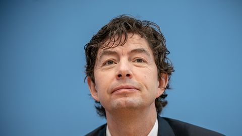 Christian Drosten, Direktor des Instituts für Virologie an der Charité Berlin